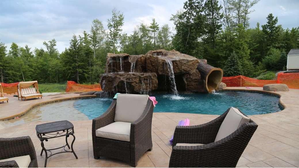 Outdoor Hardscapes 2
